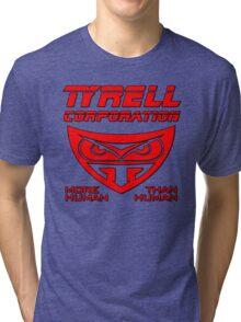 Blade Runner Tyrell Corporation Tri-blend T-Shirt
