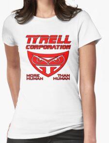 Blade Runner Tyrell Corporation Womens Fitted T-Shirt
