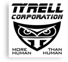 Blade Runner Tyrell Corporation Canvas Print