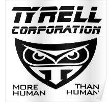 Blade Runner Tyrell Corporation Poster