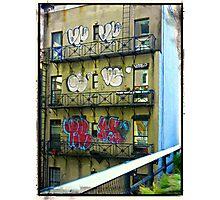 Graffiti NYC 2 Photographic Print