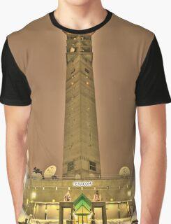 Kaknästornet Graphic T-Shirt