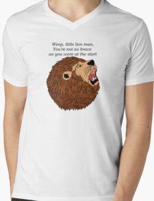 L.L.M. Mens V-Neck T-Shirt