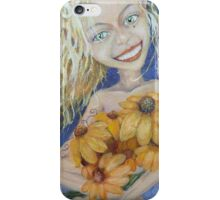 Shelly Summers in a Box iPhone Case/Skin