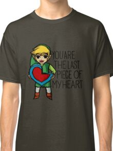 Legend Of Zelda - The Last Piece Classic T-Shirt