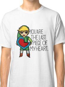 Legend Of Zelda - The Last Piece Classic T-Shirt