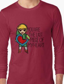 Legend Of Zelda - The Last Piece Long Sleeve T-Shirt