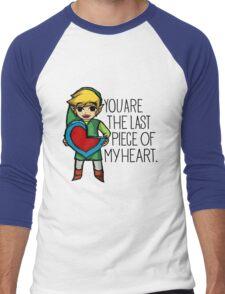 Legend Of Zelda - The Last Piece Men's Baseball ¾ T-Shirt