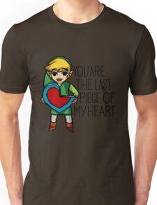 Legend Of Zelda - The Last Piece Unisex T-Shirt