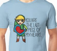 Legend Of Zelda - The Last Piece Unisex T-Shirt