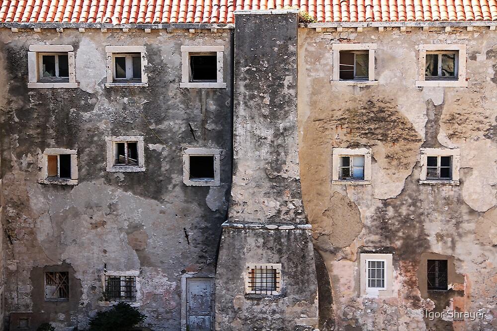 The Essence of Croatia - Forsaken House VI by Igor Shrayer