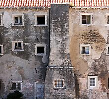 The Essence of Croatia - Forsaken House VI by Igor Shrayer