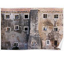The Essence of Croatia - Forsaken House VI Poster