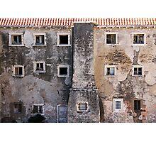 The Essence of Croatia - Forsaken House VI Photographic Print
