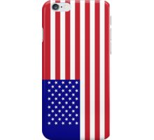Flag - USA - United States of America - Apple apple iphone 4 4s, iphone 3gs, cover, hard case, hard cover, skins, protector, bumper, iphone 4g case, iphone 4 cover, iphone 4s cover iPhone Case/Skin