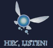 Hey, Listen! Kids Clothes