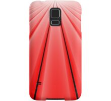 Vanishing Point, Red for iPhone Samsung Galaxy Case/Skin