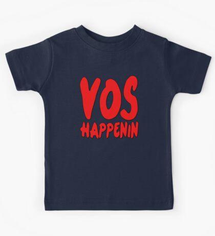Vos Happenin One Direction Kids Tee