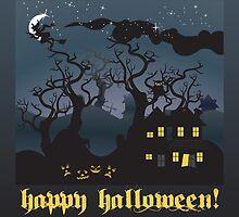 Happy Halloween by photecstasy