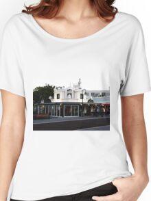 B&W restaurant Women's Relaxed Fit T-Shirt