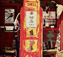 Gas Pump No. 2 by photecstasy