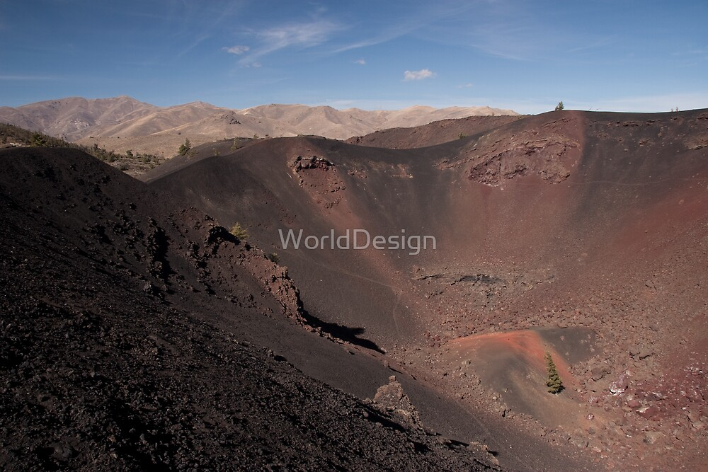 Big Craters Encore by WorldDesign
