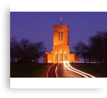 Guildford Cathedral, Surrey Canvas Print