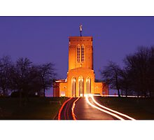 Guildford Cathedral, Surrey Photographic Print