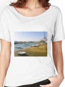 City harbour Women's Relaxed Fit T-Shirt