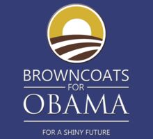 Browncoats for Obama T-Shirt