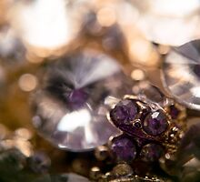 Diamonds and Gold SuperMacro 5 by AnnArtshock