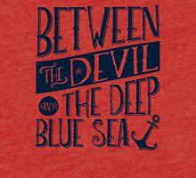 Deep Blue Tri-blend T-Shirt