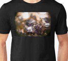 Diamonds and Gold SuperMacro 5 Unisex T-Shirt