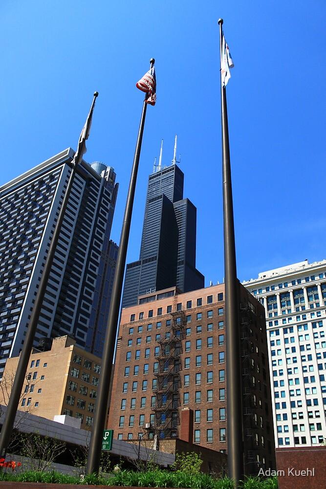 Sears Tower by Adam Kuehl