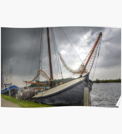 Lets sail! Poster