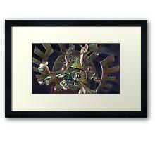 Midna, the fourth Goddess Framed Print