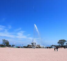 Chicago's Buckingham Fountain by Adam Kuehl
