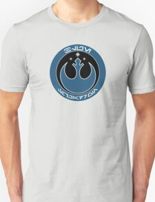 Star Wars Episode VII - Blue Squadron (Resistance) - Insignia Series T-Shirt