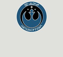 Star Wars Episode VII - Blue Squadron (Resistance) - Insignia Series Unisex T-Shirt
