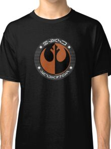 Star Wars Episode VII - Black Squadron (Resistance) - Insignia Series Classic T-Shirt