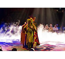 Festival of the Lion King Photographic Print