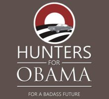 Hunters for Obama by tripinmidair