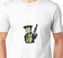 Adam Ant Coloured Unisex T-Shirt