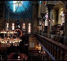 Eldridge Street Synagogue by steeber