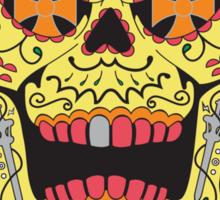 Sugarskull Skelly Sticker