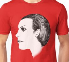 Dave Vanian The Damned Fineliner Unisex T-Shirt
