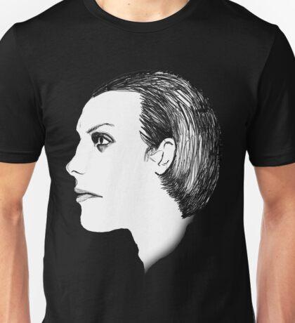 Dave Vanian The Damned Fineliner Unisex T-Shirt