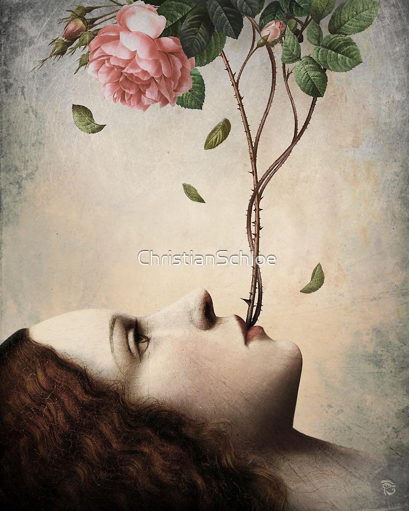 Secret of the Rose by ChristianSchloe