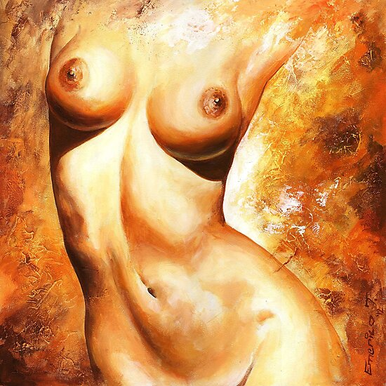 Nude details by Imre Toth (Emerico)