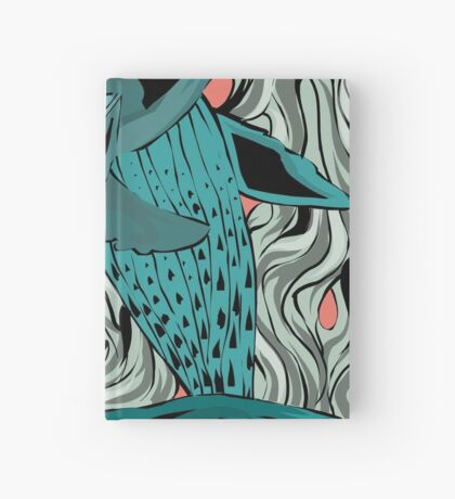 Whales Hardcover Journal